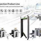 Metal-detector-Banner-Zkteco-inspection-Xray-Scanner
